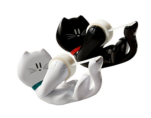 scotch-19-mm-x-889-m-magic-dispensador-de-cinta-gato-colores-aleatorios-blanco-y-negro