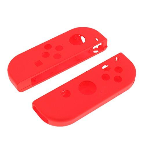 D dolity Ersatz Gehäuse Front Panel Kit komplett vorne links hinten rechts für Nintendo Switch joy-con -