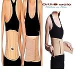Orthowala ™ Lumbar Support (LS) Waist Belt for Men/Women Lower Back Pain Relief