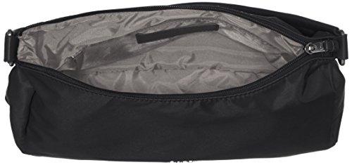 Bree Barcelona 17 Schultertasche 25 cm Schwarz (Black)