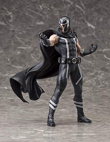 Kostüm Magneto Kinder - Kotobukiya MK180 1:10 Scale Marvel Comics Magneto Artfx Plus Statue (Black) Spielzeug, schwarz, 20,3 cm