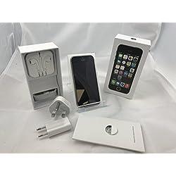 Apple iPhone 5S Gris Espacial 16GB Smartphone Libre (Reacondicionado Certificado)