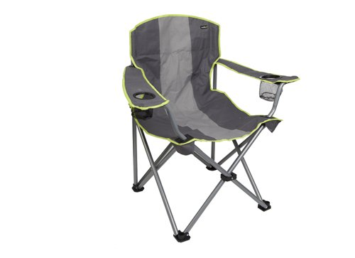 summit-statesman-executive-table-de-camping-gris
