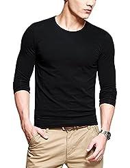 iLoveSIA® herren T shirt Langarm top Langarmshirt,DE Gr S-5XL (Lagerräumung)