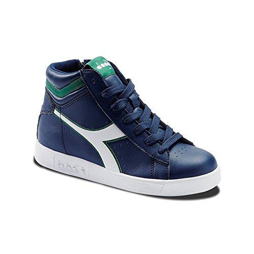Basso Diadora A Collo P Game Y High Bambino Sneaker q4Fqvf