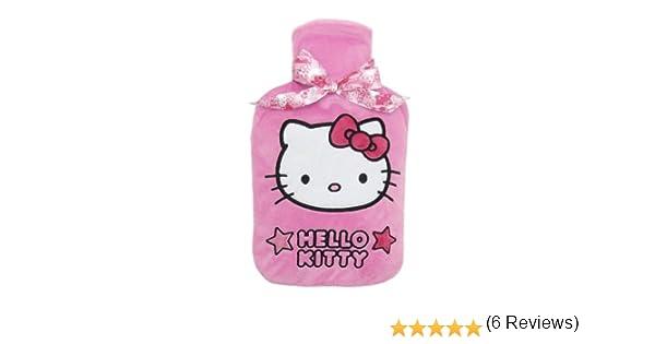 Hello Kitty Borsa per lacqua calda con custodia