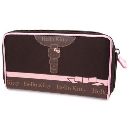 Compagnon Hello Kitty chocolat noeud by Camomilla