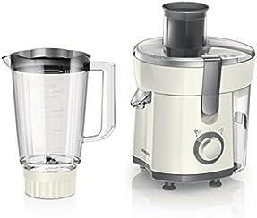 Philips HR1845/30 Centrifuga e Frullatore 2-in-1, Le Tue Bevande Preferite in un Unico Elettrodomestico