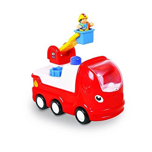 WOW Toys - Ernie Fire Engine, coche de juguete (10321)