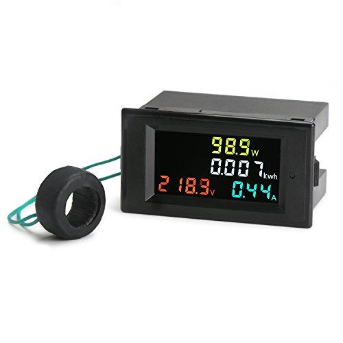 Power D'affichage Numérique0~100a Volt Amp Testeur 300v Haute Active MeterLcd Ampèremètre Energy Ap Multimètre Droking Définition Ac 80 zpqSUMV