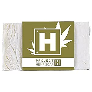 Project H: Hemp Soap Bar 6 oz by Rad Soap Co.