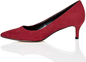 Amazon-Marke: find. Damen Connie-s2c1-court Pumps