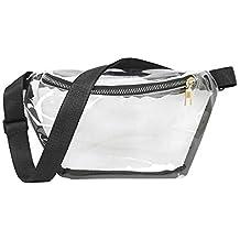 Transparent Hüfttasche PVC Gürteltasche Wasserdichte Gürtel Sporttasche Sporttaschen & Rucksäcke