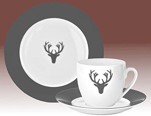 van-well-hirsch-grau-kaffeeservice-18-tlg-fur-6-personen-kuchenteller-kaffeetasse-und-untertasse-im-