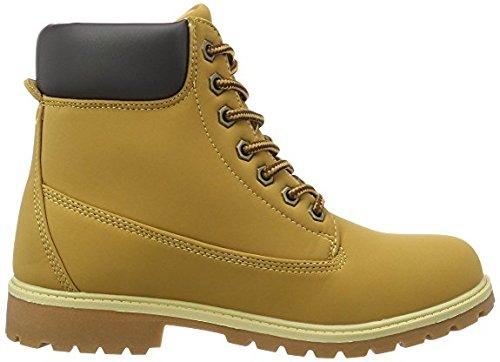 Fila Riven Mid Wmn, Sneakers Haute  femme Beige