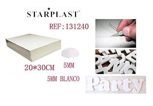 starplast-131240-carton-pluma-de-5-mm-de-grosor-20-x30-cm-color-blanco