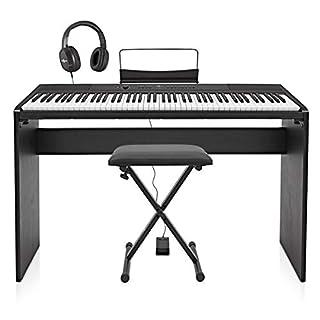 SDP-2 Stage-Piano von Gear4music mit Komplettpaket