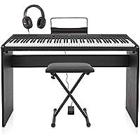 Piano Numérique de Scène SDP-2 par Gear4music + Pack Complet