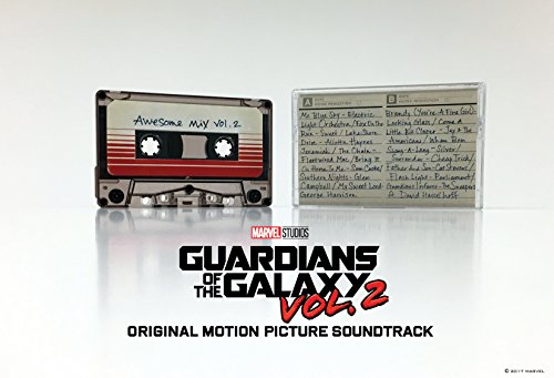Guardians of the Galaxy, Vol. 2: Awesome Mix, Vol. 2 [Casete]