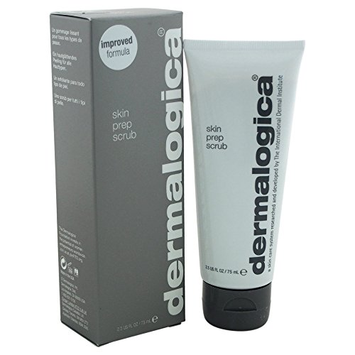 Dermalogica Skin Health System Preb Scrub unisex, Gesichtspeeling, 1er Pack (1 x 75 ml) - Skin Scrub Prep
