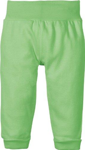 Baby Butt Hose Interlock-Jersey grün Größe 62 / 68