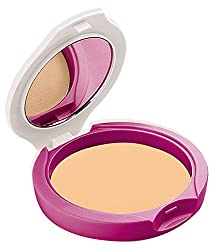 Avon Shine no more pressed powder SPF 14-Natural beige