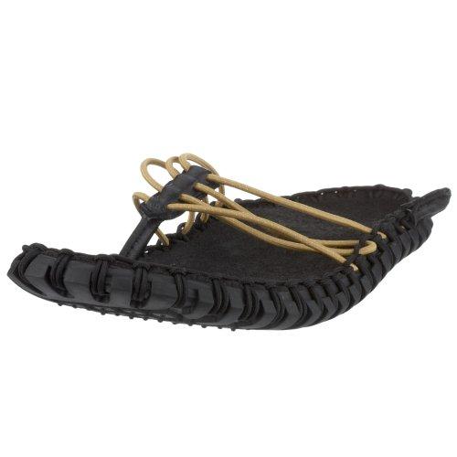 ACG WMNS Valkyrie CI 6010902062, Damen sandalen, schwarz, (black/ metallic gold 71), EU 42, (US 10 )
