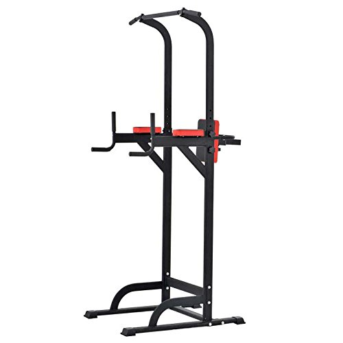 Pullup Fitness Barre de Traction Ajustable Station...