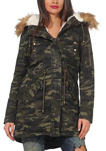 8c4c6c027 ▷ Abrigo Militar Mujer para Comprar on-line - Guía del Comprador ...