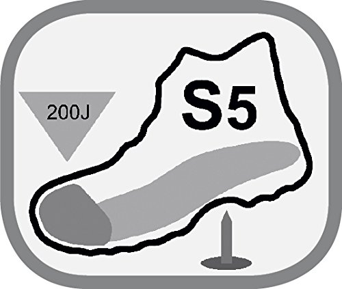 Dunlop Sicherheitsstiefel S5 Schwarz Gefüttert Rocker Acifort Schwarz BFwFnxCOq