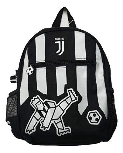 Zainetto Asilo Scuola Small Juventus Striker + Borraccia 2B6001905-F75