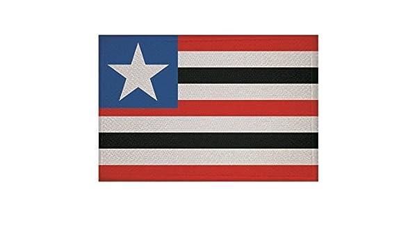U24/Badges le Br/ésil drapeau thermocollant patch 9/x 6/cm