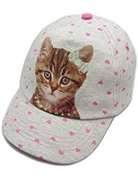 Gifts Treat Chapeau de Casquette de Baseball de bébé Filles Chapeaux de  Soleil de Chapeaux d enfants d enfants… 12fe9330c98