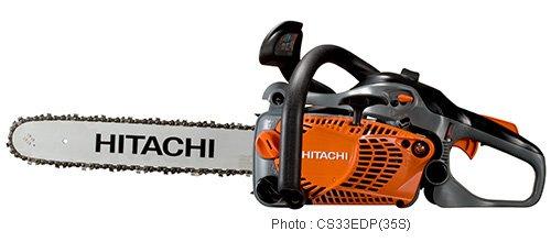 Hitachi 00620355Motosierra cs33edp