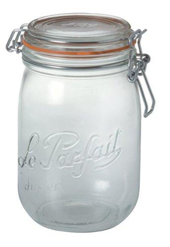 Le Parfait Einweckglas 1,0 l (Jam Parfait Le)