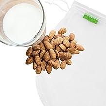 GOURMEO Sacchetto per latte vegetale 100% nylon per latte di