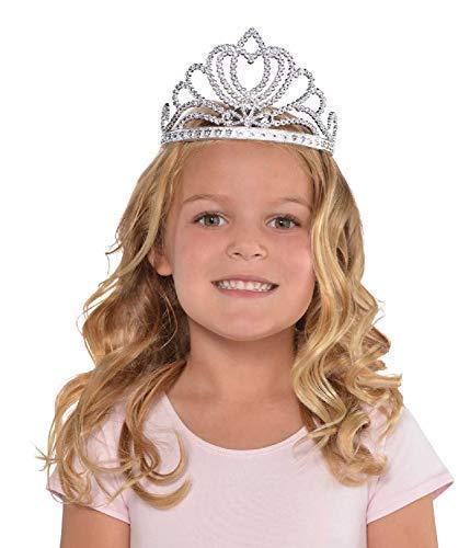 Mädchen Silber Prinzessin Königin Royalty Tiara Krone Welttag -