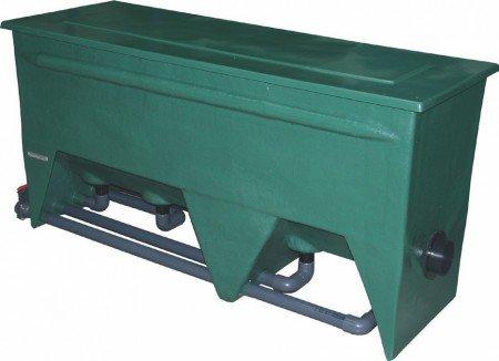 AquaLogistik-reihenfilter-5-compartiments-avec-couvercle-et-tubage