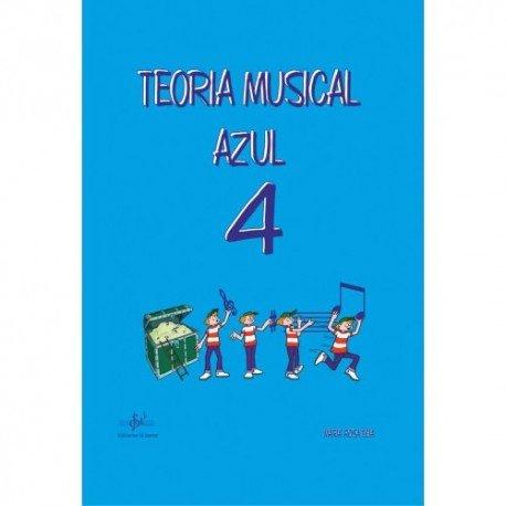 TEORÍA MUSICAL AZUL 4
