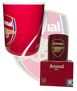 Arsenal Stripe Mug