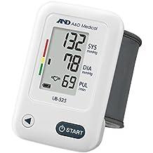 UB-525 Tensiómetro digital de muñeca, detección de pulso arrítmico, ...