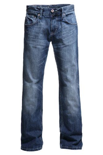 Esprit - N32D36 - Jean - Homme Blau (982 regular vintage wash)