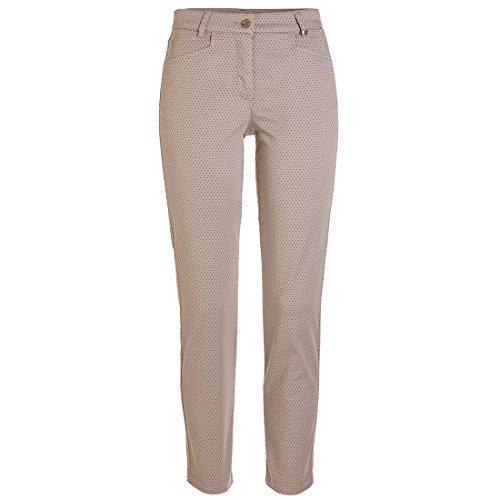 golfino-mujer-slim-fit-pantalones-de-golf-con-estampado-y-alto-contenido-de-algodon-primavera-verano