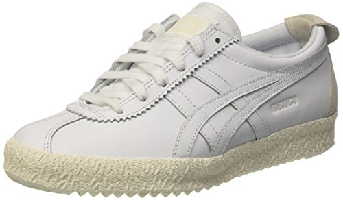 Asics Mexico Delegation, Gymnastique mixte adulte Blanc (Bianco)