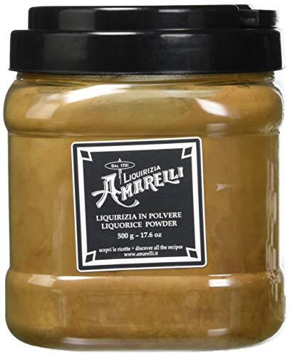 Liquirizia Amarelli Liquirizia in Polvere - 500 gr