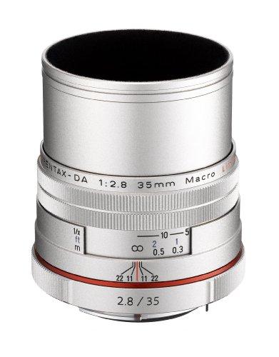Cheapest Pentax HD DA Limited 35mm F2.8 Macro Lens – Silver on Line
