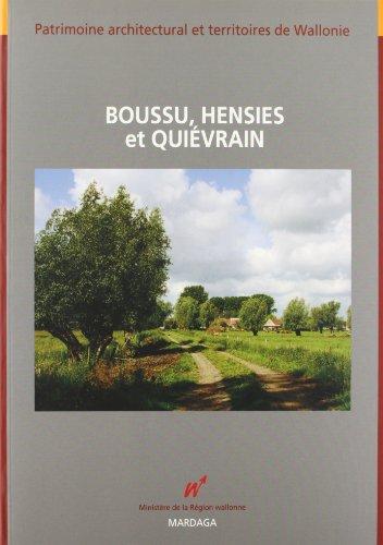 Boussu Hensies et Quievrain