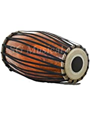 SG Musical - Mridangam, Strap Tuned,Wooden, South Indian, Dholak, Drums, Naal