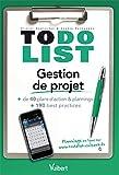 Gestion de projet - + de 40 plans d'action & plannings et 190 best practices...