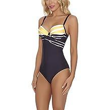 on sale 8746a f644b Suchergebnis auf Amazon.de für: Badeanzug Mit Gefütterten Cups